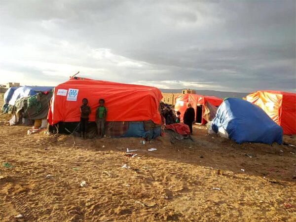 Refugees, Asylum Seekers, and Migrants